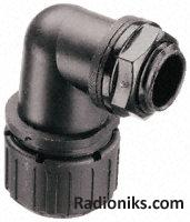 *Right angle elbow for conduit,M25 25mm (1 Pack of 5)