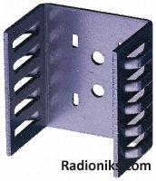 Heatsink TO220 7.1K/W 42x38x25mm