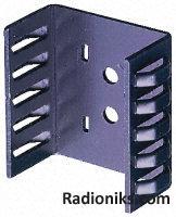 Heatsink TO220 7.6K/W 42x38x19mm
