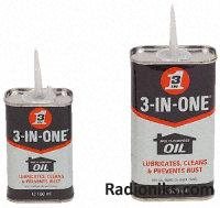 Multipurpose 3-in-1 oil,100ml tin