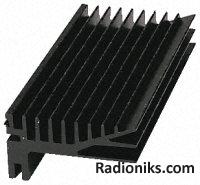 TO220 high power heatsink,5.1degC/W