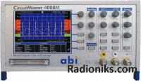 Circuitmaster 4000M circuit analyser